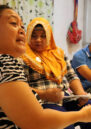 A peacebuilding workshop in the Mindanao, Philippines
