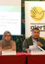 Marawi Reconstruction Conflict Watch press conference