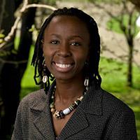 Ikal Ang'elei, Turkana-based environmentalist and indigenous rights activist