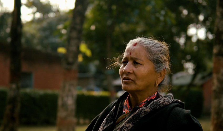 Hon. Uma Badi, member of the Provincial Assembly in Province 7, Nepal, shares the experiences of the Badi community within the federalism system